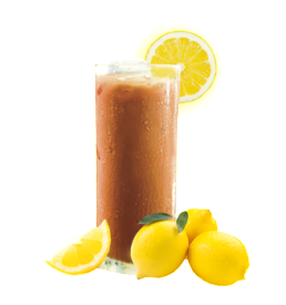 Lemon Flavoured Tea Drink Mix