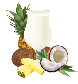 Piña Colada Flavoured Drink Mix