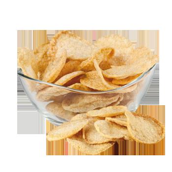 how to make salt and vinegar crisps